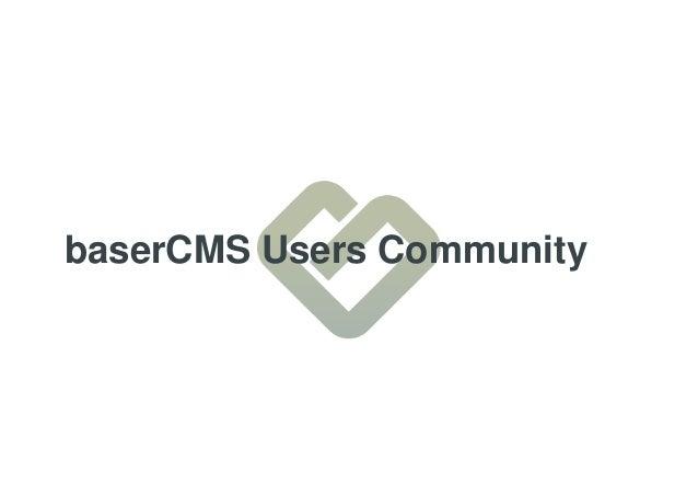 baserCMS Users Community