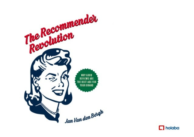131217 the recommender revolution : recent data for direct marketing institute ghent evening.slideshare