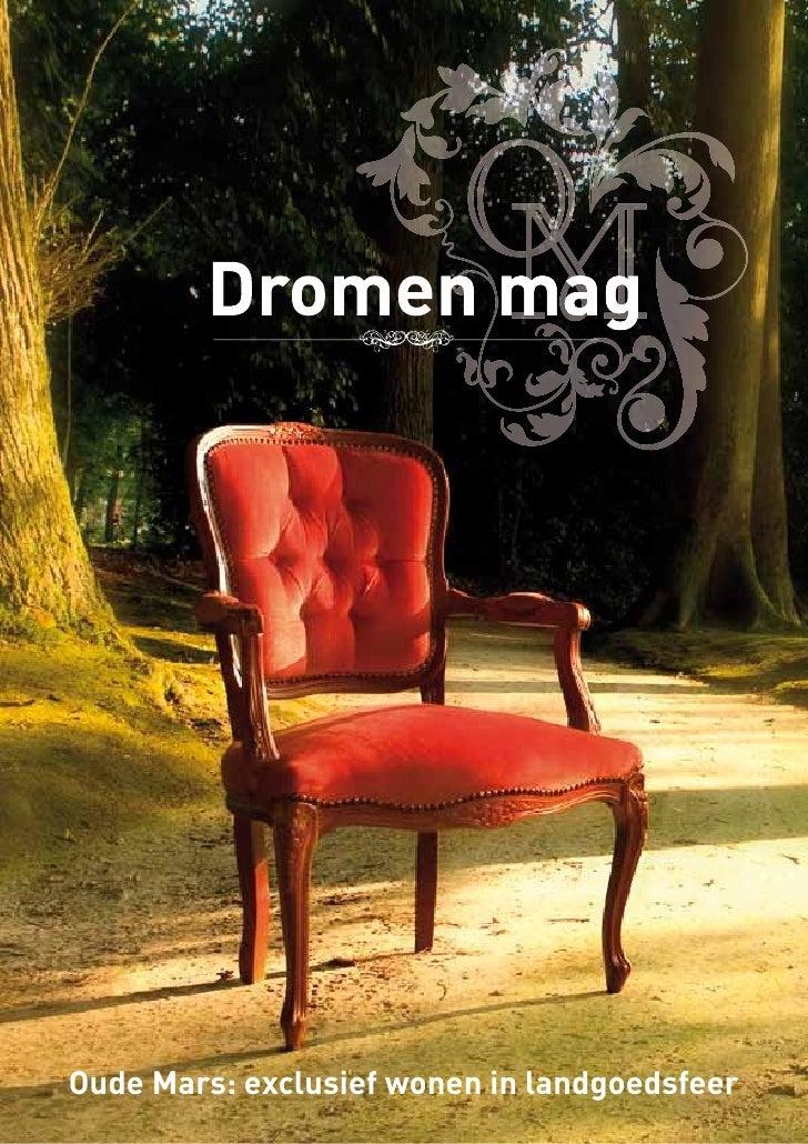 Inspiratiebrochure Oude Mars - exclusief wonen in landgoedsfeer - Zwolle
