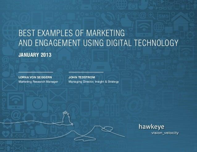 Technology Enabled Marketing_hawkeye eBook