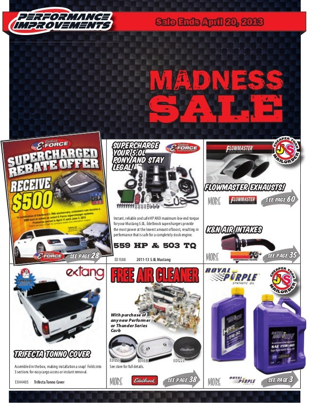 Sale Ends April 20, 2013                                                                                              MADN...