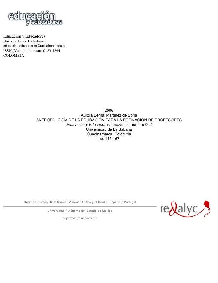 Educación y EducadoresUniversidad de La Sabanaeducacion.educadores@unisabana.edu.coISSN (Versión impresa): 0123-1294COLOMB...