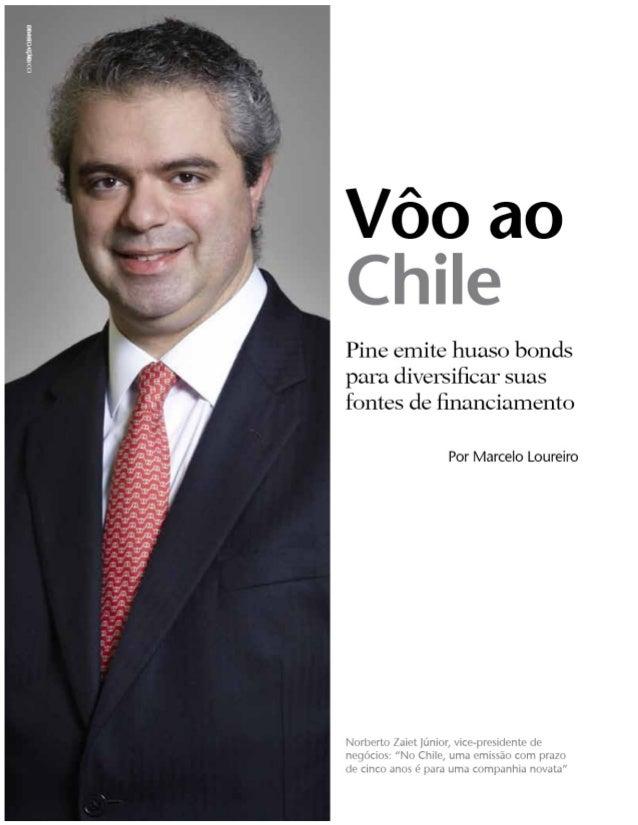 Vôo ao Chile