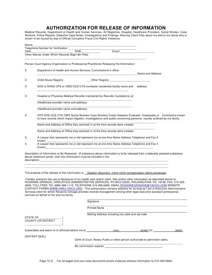 Attorney Client Files