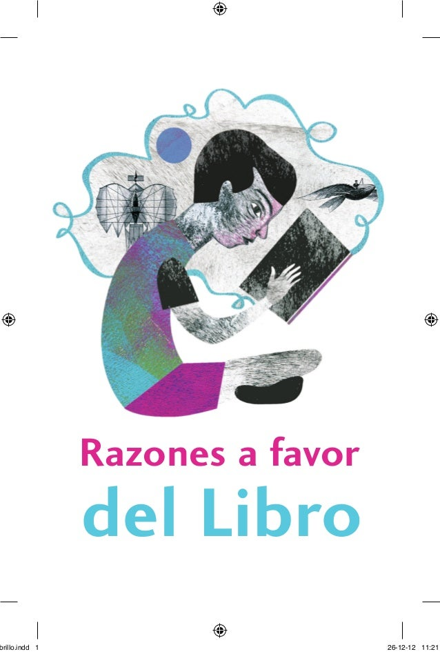 Razones a favordel Librobrillo.indd 1 26-12-12 11:21
