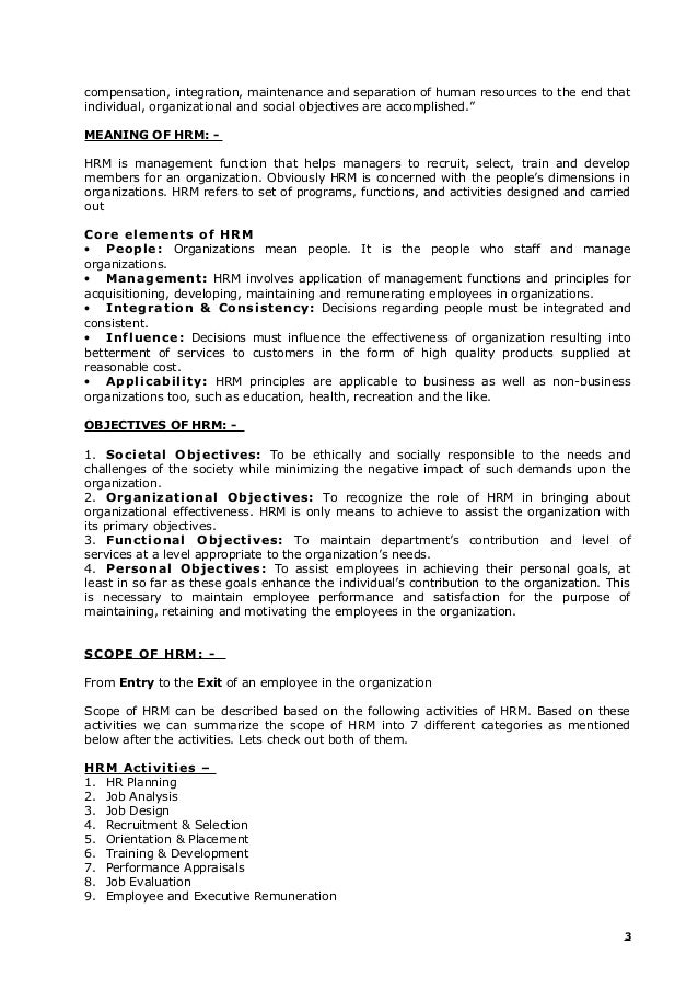 Cover Letter Attention Human Resources
