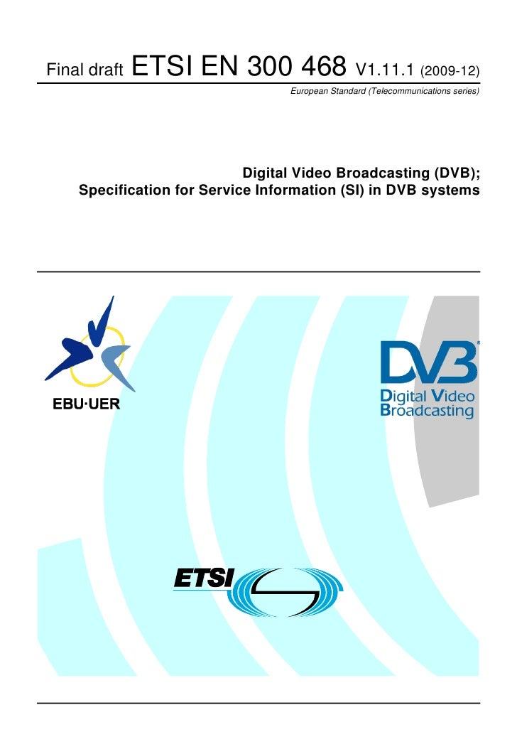 DVB_SI_ETSI