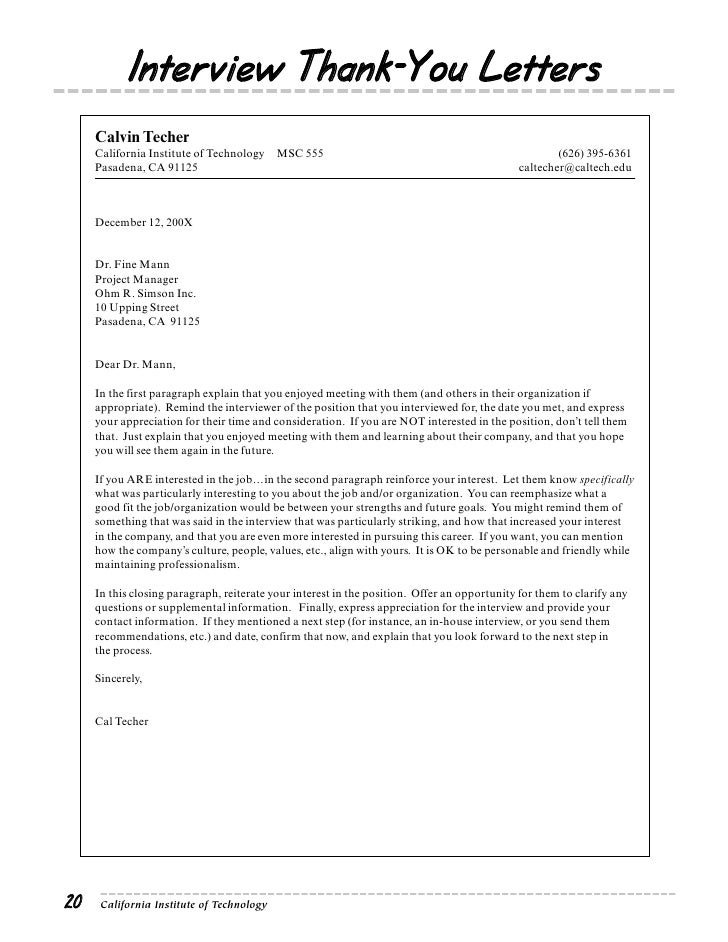 Thank you letter examples samples free edit with word technical thank you letter after phone interview expocarfo