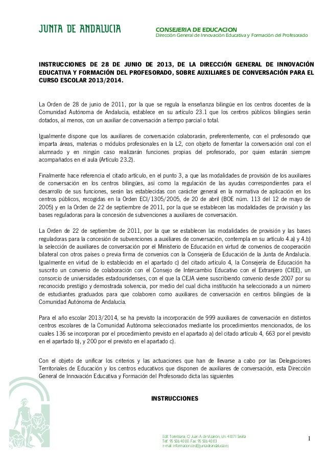 1Edif. Torretriana, C/ Juan A. de Vizarrón, s/n. 41071 Sevilla Telf. 95 506 40 00. Fax: 95 506 40 03 e-mail: informacion.c...