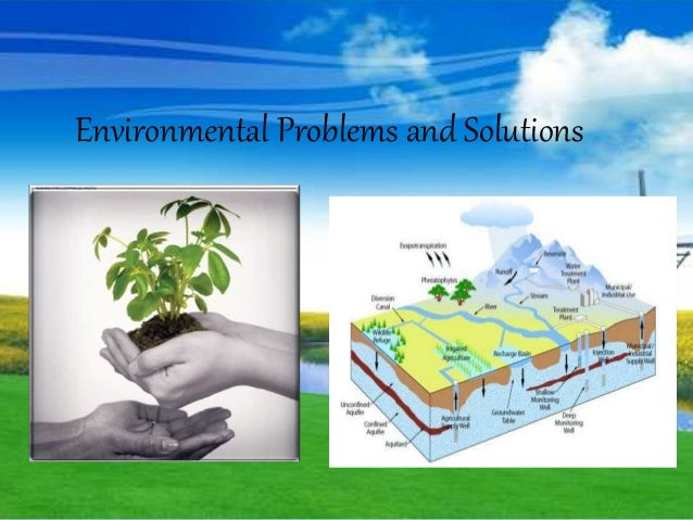 problem and solution essay about water pollution
