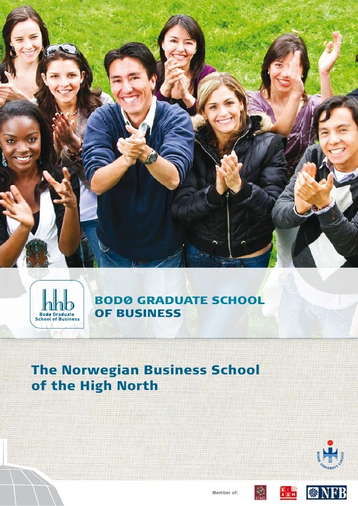 The Norwegian Business Schoolof the High North                      Member of: