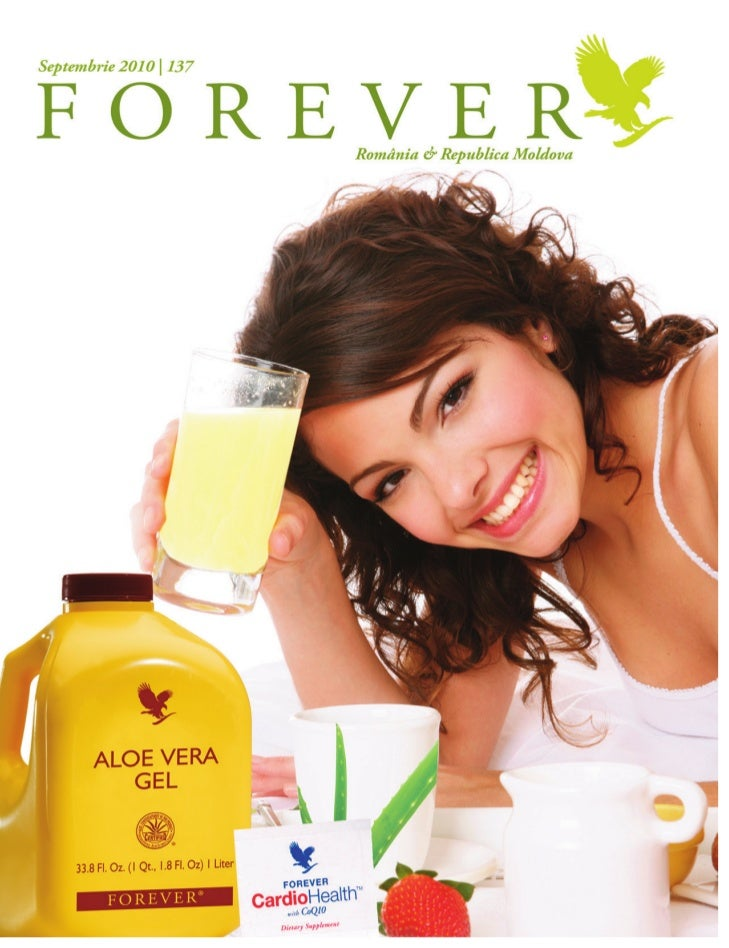 Revista Forever Septembrie
