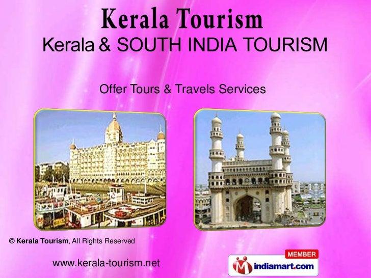 Kerala Tourism New Delhi India