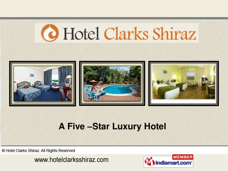 A Five –Star Luxury Hotel<br />