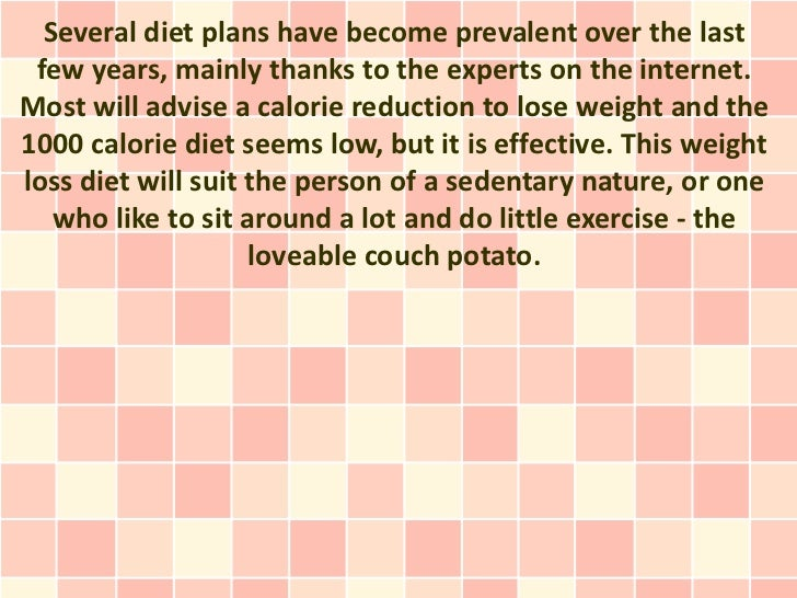 Several diet plans have become prevalent over the last few years, mainly thanks to the experts on the internet.Most will a...