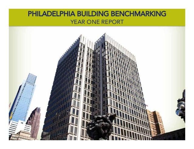 Philadelphia Building Benchmarking