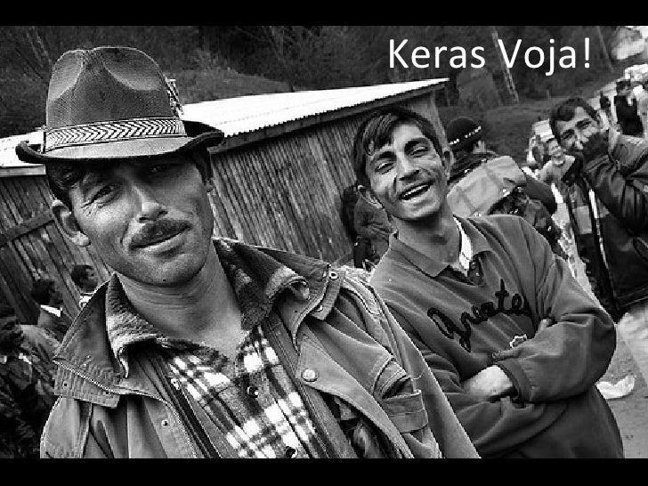 Gypsy Social Networking Keras Voja!
