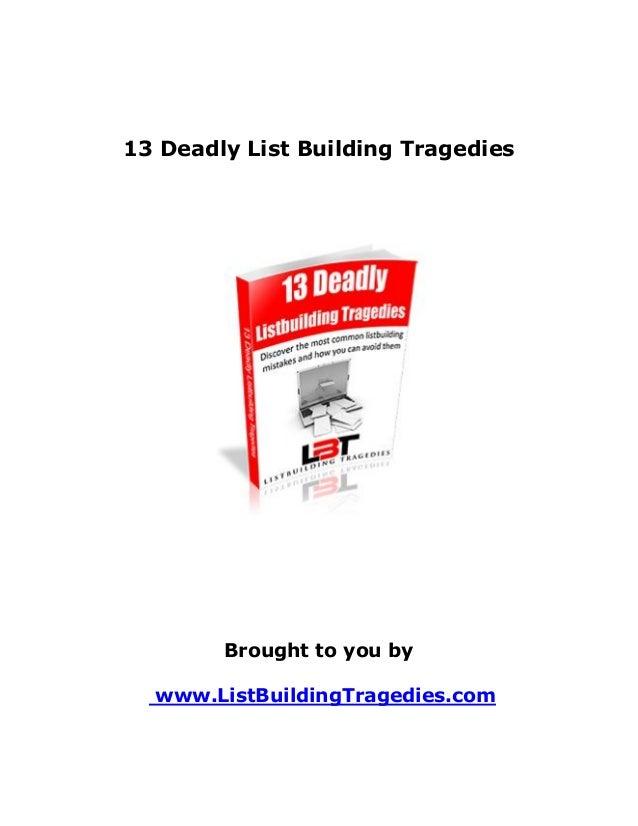 13 deadly list building tragedies