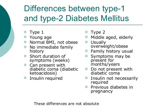 diabetes mellitus type 1 thesis Learn about symptoms, causes, tests and treatment for diabetes, the disease in which blood sugar levels are too high includes type 1 and type 2 diabetes.