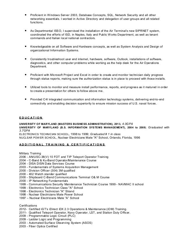 Powerschool administrator sample resume