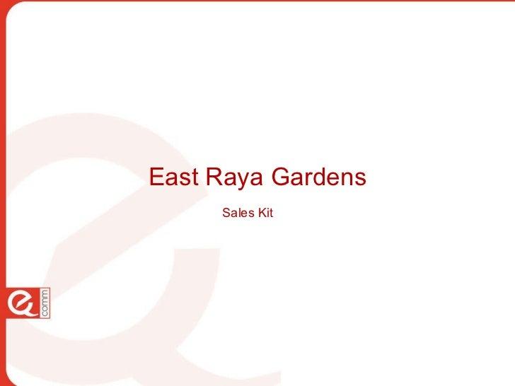 Condo for Rent - Pasig City - East Raya Garden
