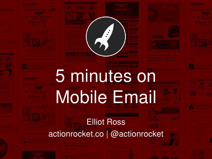Elliot Ross, ActionRocket