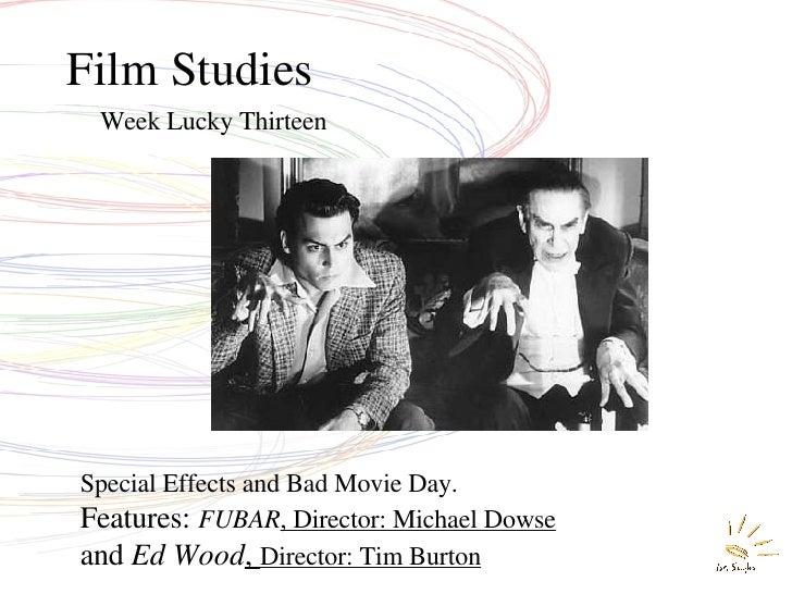 13film Studies