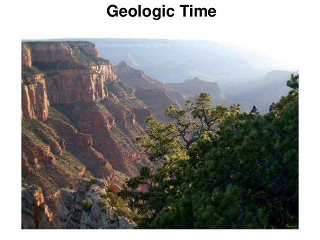 Geologic Time                Chapter 12