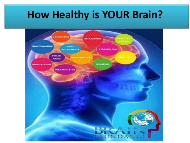 Brain Fuel Plus - 13 Essential Ingredients Needed By Your Brain!