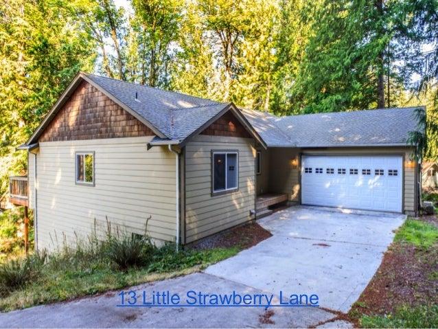 13 Little Strawberry Lane
