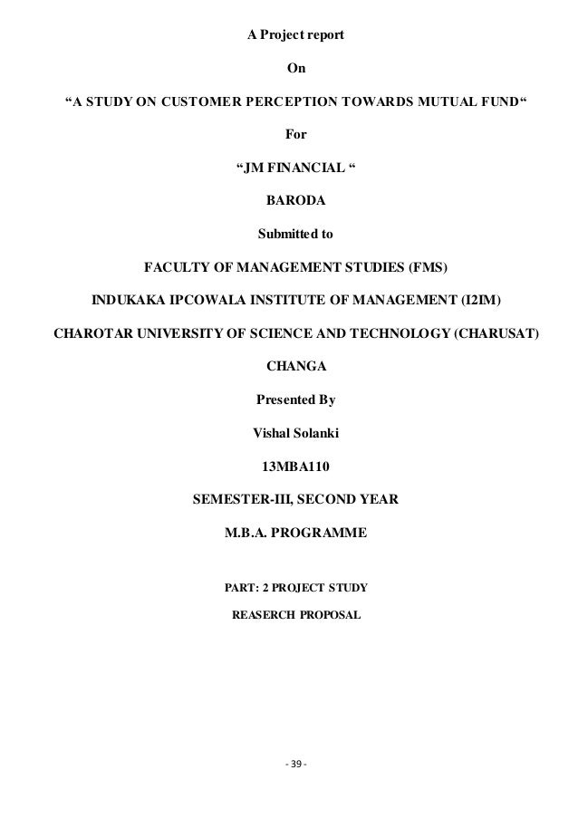 """project report on a study on customer perception towards service quality A final project report on """"consumer perception towards online grocery stores"""" submitted in partial fulfilment of the requirements for master of management studies to university of mumbai by rainu tanveer singh specialization: marketing roll no."""