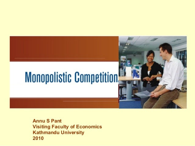 chapter 13. monopolistic competition