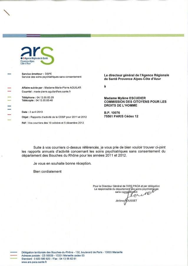 13 rapport activité cdsp 2011 2012
