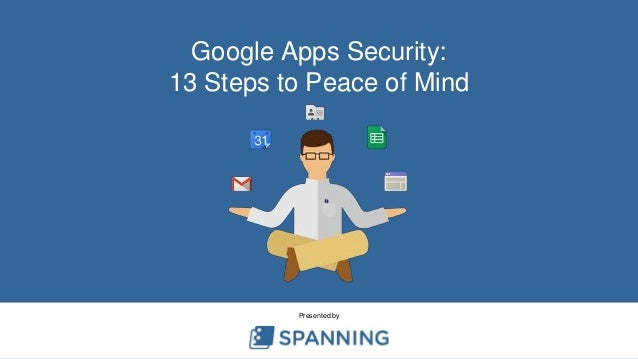 Google Apps Security: 13 Steps to Peace of Mind