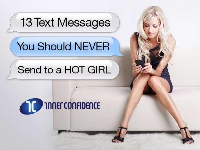Hot To Flirt With A Girl Over Text