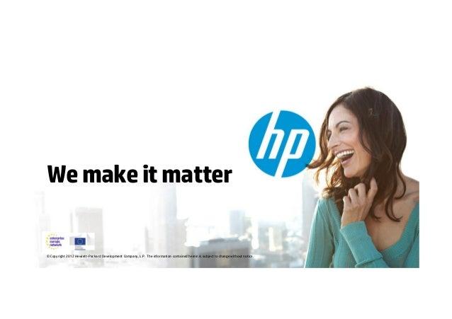 Hewlett Packard: com reinventar-se a través de la innovació
