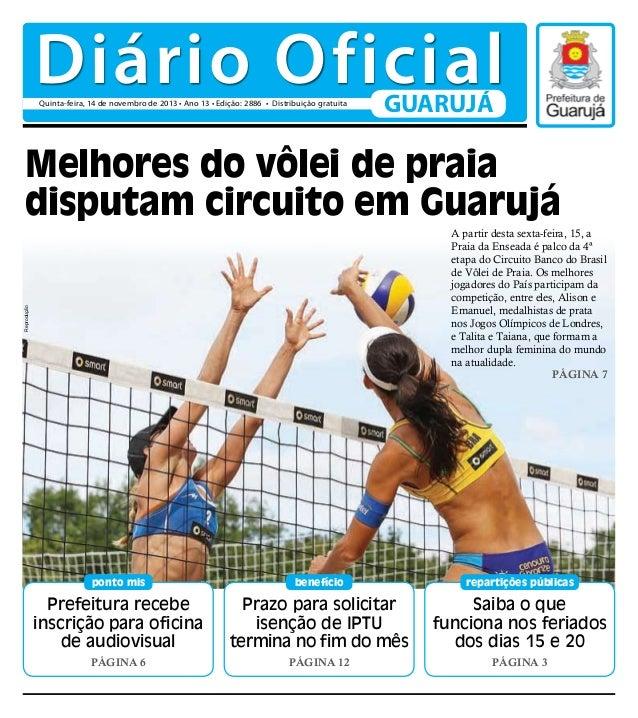 Diário Oficial do Dia - 14/11/2013