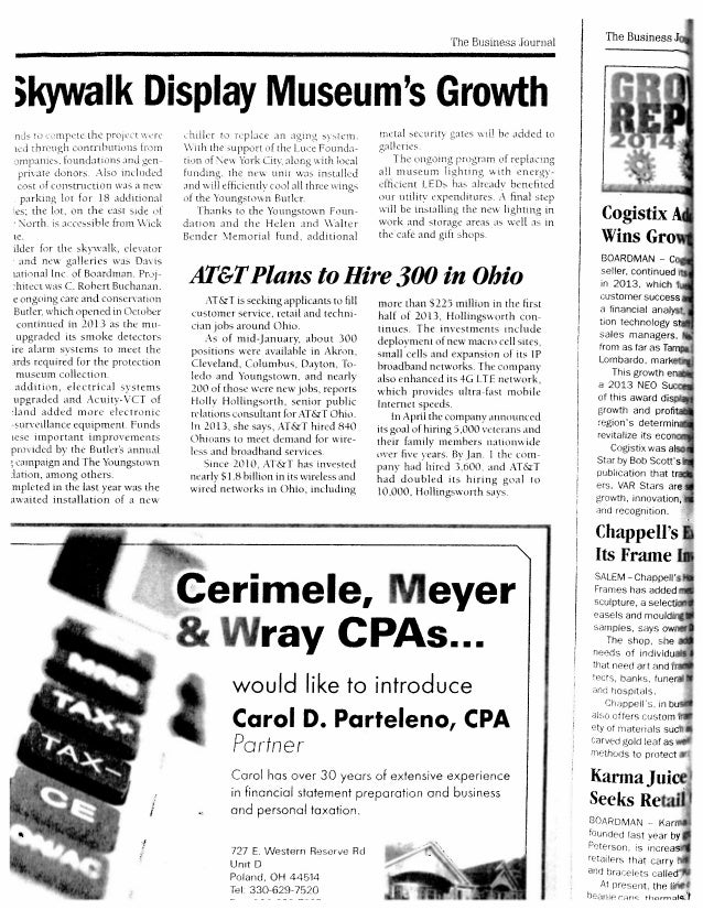 14.2.1 youngstown business journal   growth report january hiring