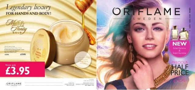 Oriflame Cosmetics Catalogue 6 UK 2014