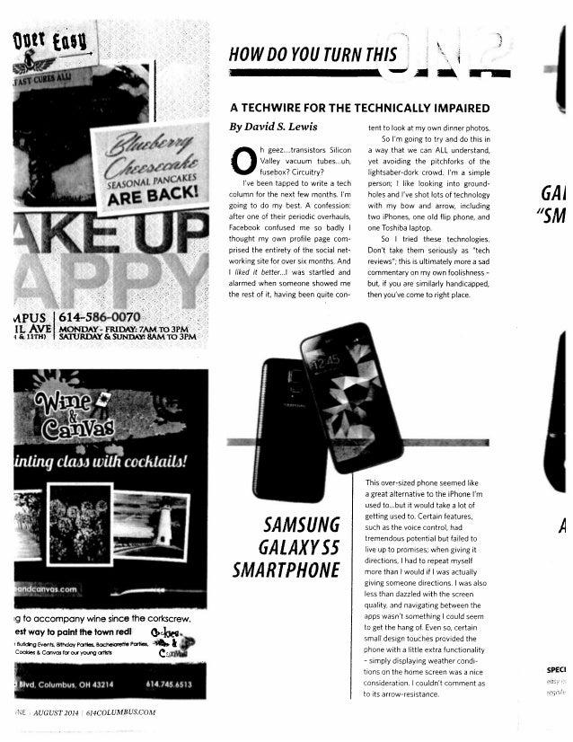 14.8.1 614 magazine   gs5, gear 2, aqua sound