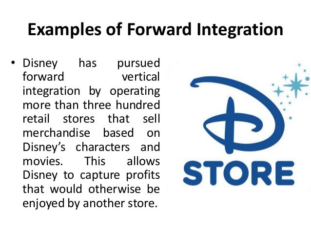 disney company horizontal and vertical integration Another key example of a horizontal integration was the walt disney company's   learn when a company would want to integrate horizontally  deciding  between outsourcing and vertical integration can be challenging.
