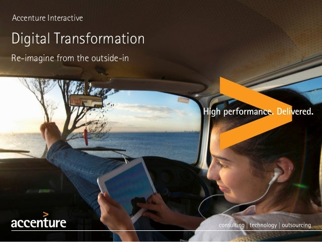 Accenture Interactive Digital Transformation Re-imagine from the outside-in