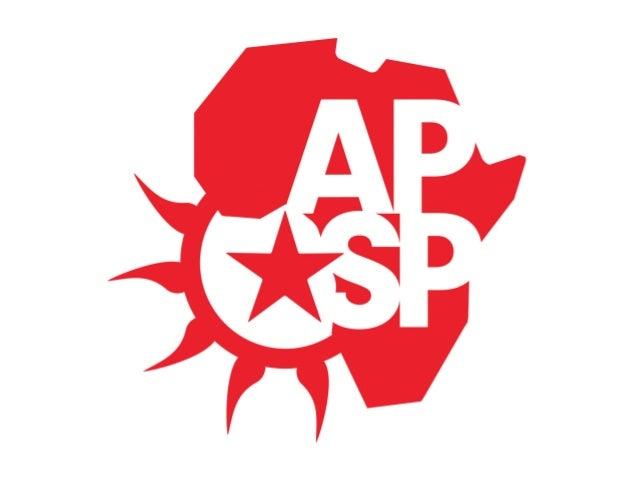 African  People's   Socialist  Party    Poli3cal  Educa3on  Series