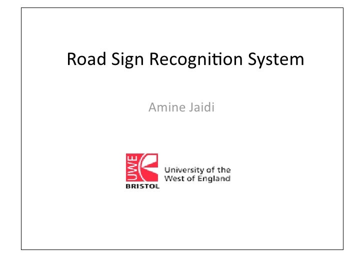 14.road sign recognition system amine-jaidi