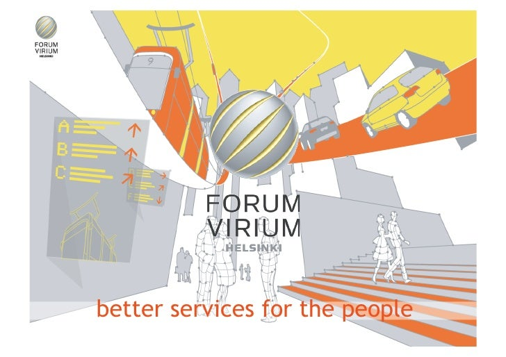 better services for the people