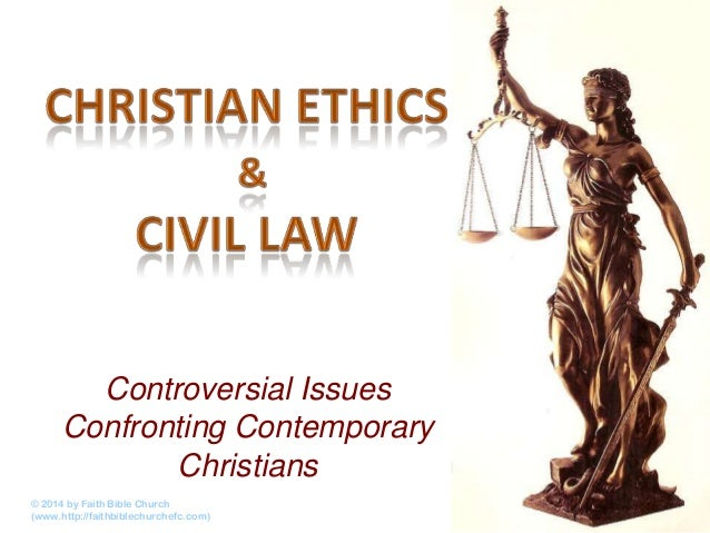 140105 ethics & law