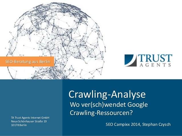 Headline Subheadline TA Trust Agents Internet GmbH Neue Schönhauser Straße 19 10178 Berlin Referent: Max Mustermann 14. Se...