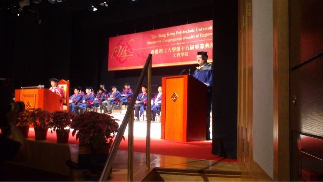 Valedictory Speech by Dave O' Dwyer at the Faculty of Engineering Congregation Ceremony in 2013