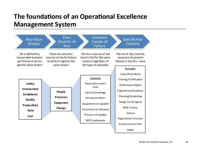 HealthCareOrganizationalChartOperationalExcellence