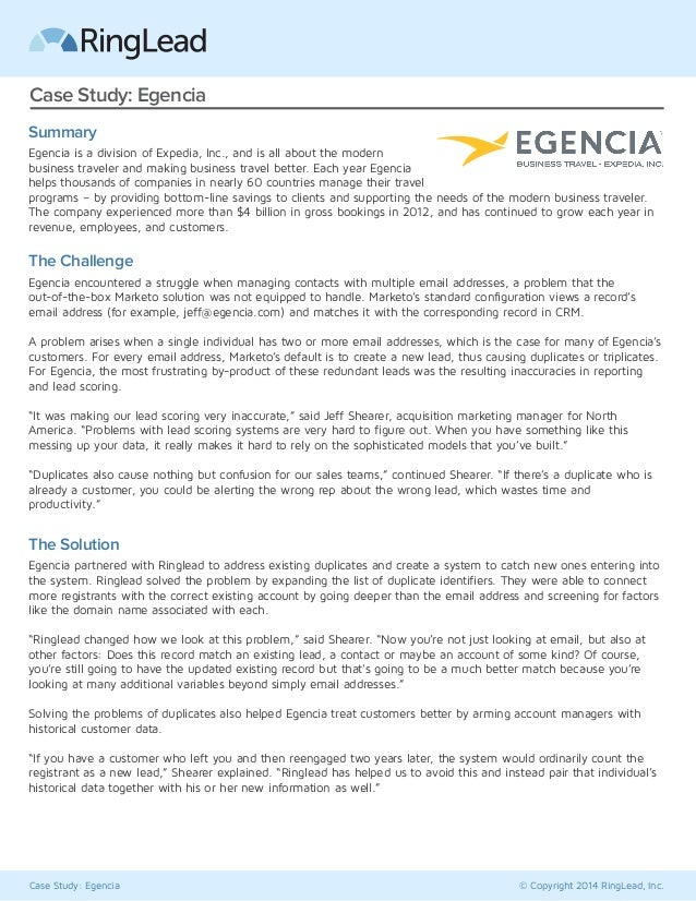 Duplicate Email Addresses in Marketo? Here's How Egencia Solved That
